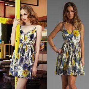 Jack by BB Dakota Allena Pemberley Floral Dress